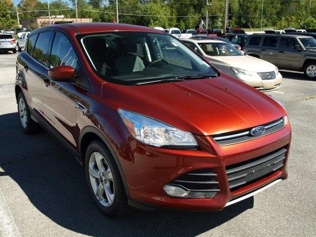 2014 FORD ESCAPE SE 4DR SUV sunset delivers 32 highway mpg and 23 city mpg this ford escape deli