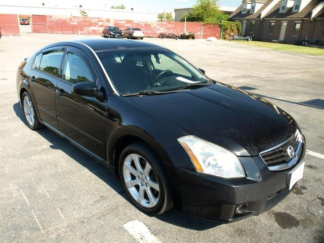 2008 NISSAN MAXIMA 35 SE 4DR SEDAN unspecified delivers 25 highway mpg and 19 city mpg this nis