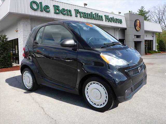 2013 SMART FORTWO PURE 2DR HATCHBACK black awesome city driver local commute or cross country