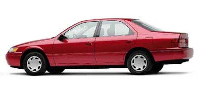 1998 TOYOTA CAMRY CE 4DR SEDAN unspecified only 192668 miles scores 30 highway mpg and 23 city