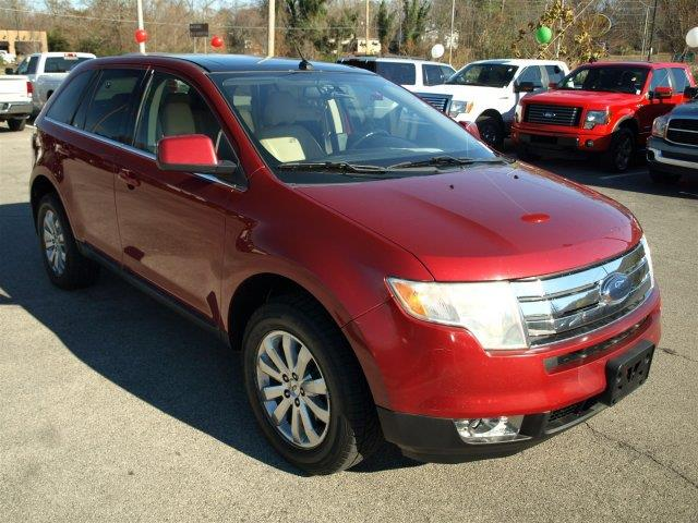 2008 FORD EDGE LIMITED AWD 4DR SUV tan only 81112 miles boasts 22 highway mpg and 15 city mpg