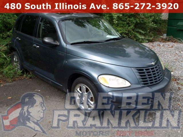 2003 CHRYSLER PT CRUISER LIMITED EDITION 4DR WAGON unspecified only 151450 miles boasts 29 high
