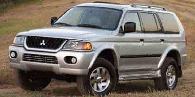 2004 MITSUBISHI MONTERO SPORT LS 4DR SUV unspecified boasts 20 highway mpg and 17 city mpg this