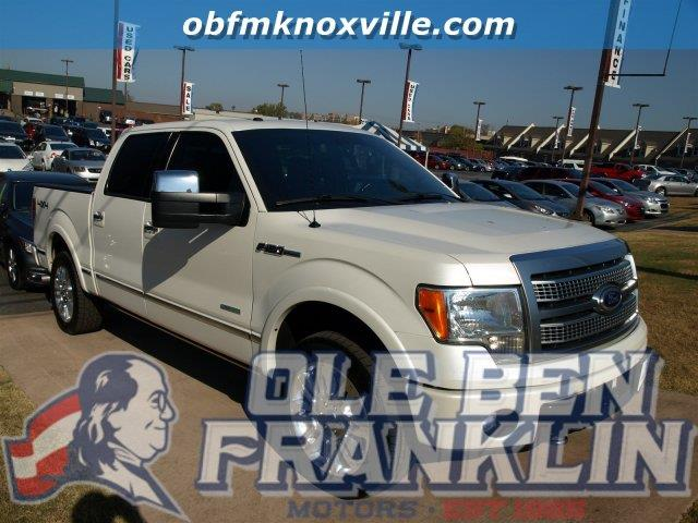 2012 FORD F-150 PLATINUM unspecified boasts 21 highway mpg and 15 city mpg this ford f-150 boast