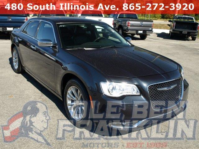 2016 CHRYSLER 300 C 4DR SEDAN gray delivers 31 highway mpg and 19 city mpg this chrysler 300 del