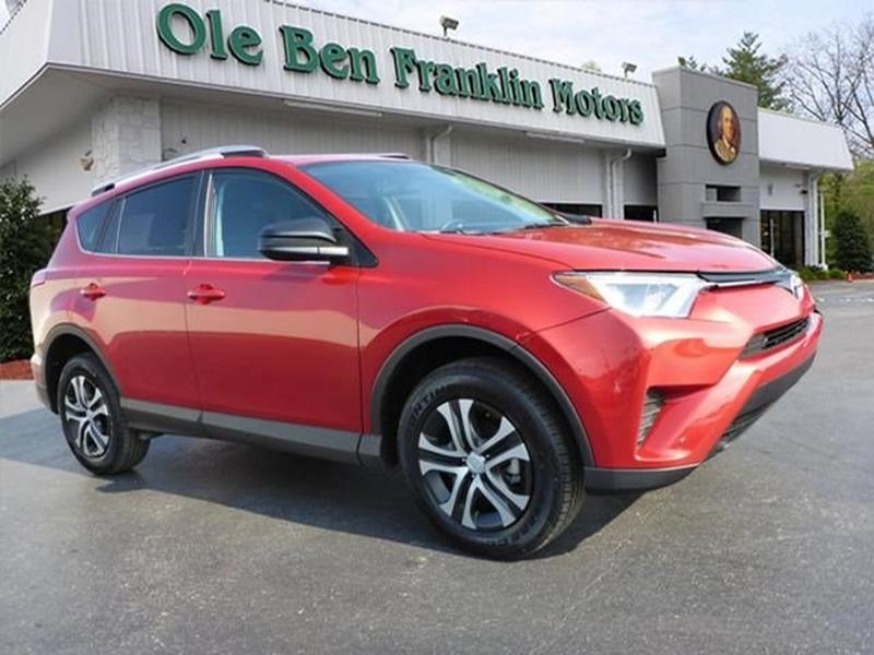 Used toyota rav4 for sale in knoxville tn for Ole ben franklin motors knoxville