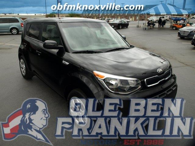 2015 KIA SOUL BASE 4DR WAGON 6M black delivers 30 highway mpg and 24 city mpg this kia soul boas