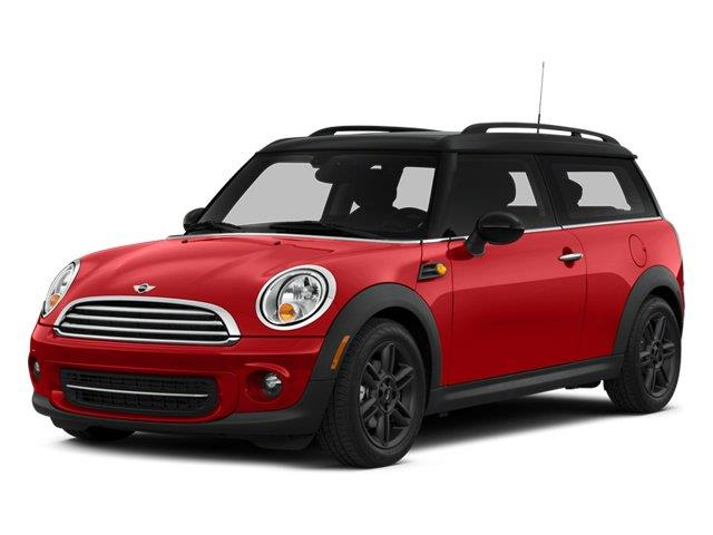 2014 MINI CLUBMAN COOPER 2DR WAGON red only 30174 miles boasts 35 highway mpg and 28 city mpg
