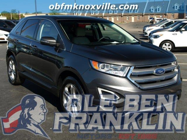 2016 FORD EDGE TITANIUM 4DR SUV magnetic metallic delivers 30 highway mpg and 21 city mpg this f