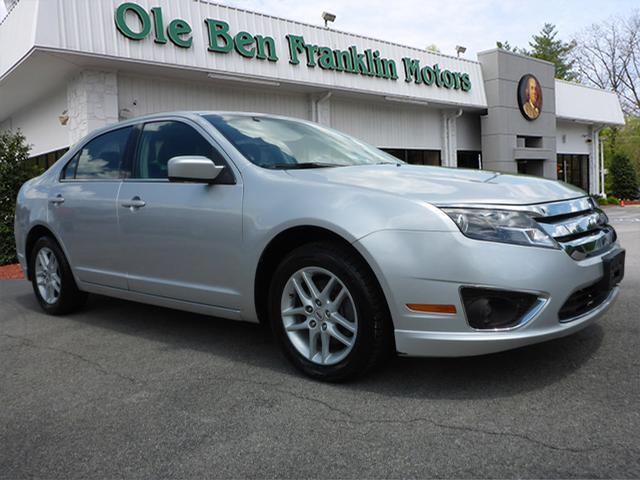 2012 FORD FUSION SEL AWD 4DR SEDAN silver pre-collision systemimpact sensor post-collision safet