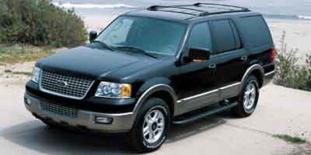 2004 FORD EXPEDITION EDDIE BAUER 4DR SUV white boasts 17 highway mpg and 13 city mpg this ford e