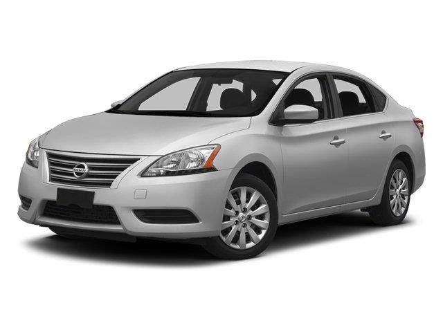 2013 NISSAN SENTRA SV 4DR SEDAN brilliant silver only 23583 miles scores 39 highway mpg and 30
