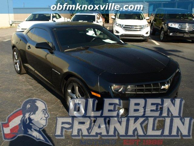 2013 CHEVROLET CAMARO LT 2DR COUPE W1LT black scores 27 highway mpg and 18 city mpg this chevro