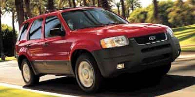 2003 FORD ESCAPE XLT POPULAR 4DR SUV dark shadow grey metallic only 121032 miles scores 25 high