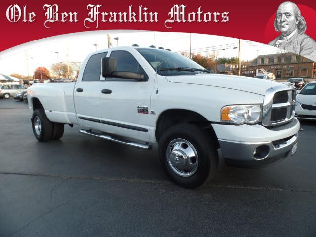 Dodge ram pickup 3500 for sale in tulsa ok for Ben franklin motors knoxville tn