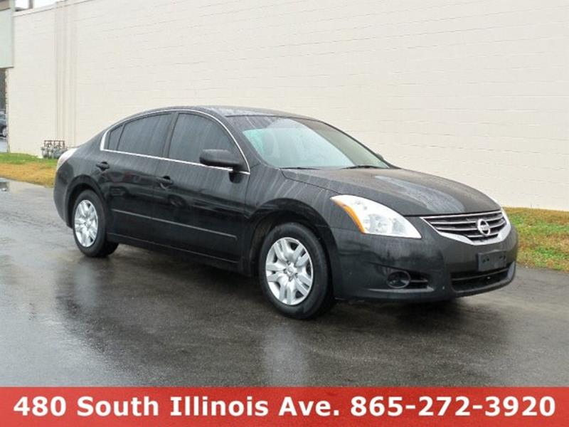 2010 nissan altima for sale for Ole ben franklin motors knoxville