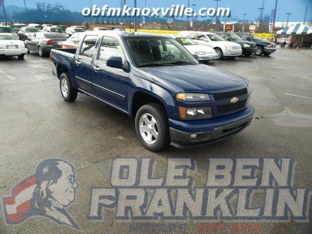 2011 CHEVROLET COLORADO LT 4X2 4DR CREW CAB W1LT blue boasts 25 highway mpg and 18 city mpg thi