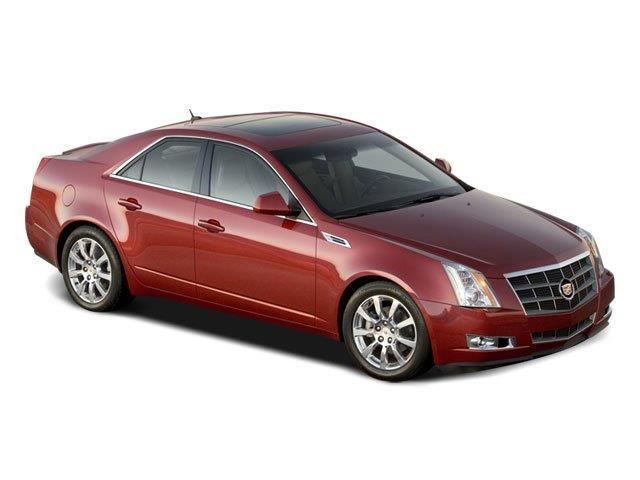 2008 CADILLAC CTS 36L DI 4DR SEDAN WNAVIGATION P maroon delivers 26 highway mpg and 18 city mpg