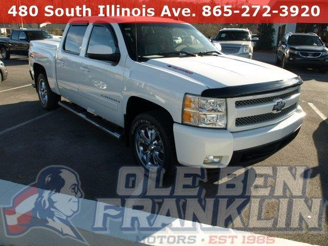 2007 CHEVROLET SILVERADO 1500 white boasts 20 highway mpg and 16 city mpg this chevrolet silvera