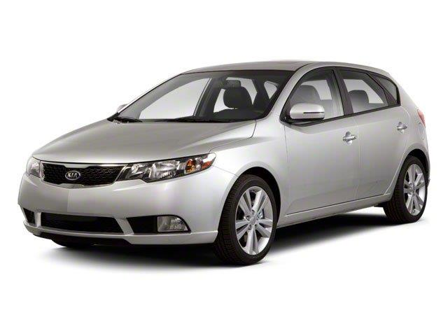 2011 KIA FORTE5 EX 4DR HATCHBACK 6A silver only 48911 miles scores 36 highway mpg and 26 city m