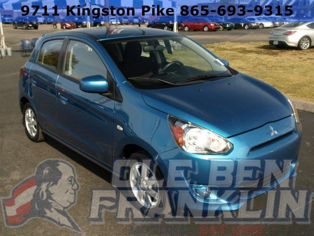 2014 MITSUBISHI MIRAGE ES blue were excited to offer this capable 2014 mitsubishi mirage es wir