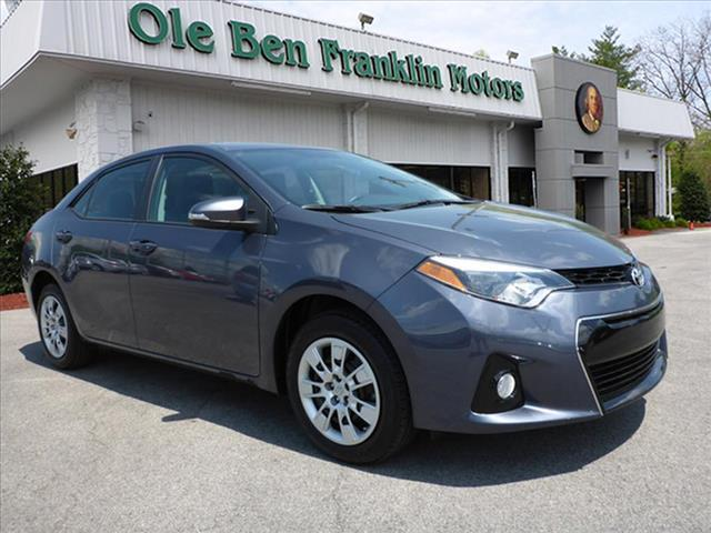 2014 TOYOTA COROLLA S PLUS unspecified new new new  corolla s great miles and mpgs  gray