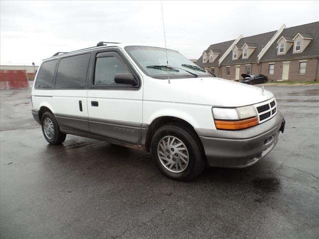 1994 DODGE CARAVAN LE 3DR MINI VAN white air conditioning - frontairbags - front - dualseats th