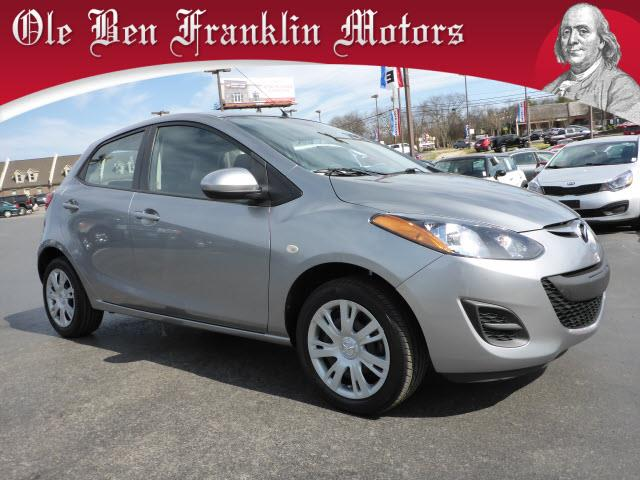 2013 MAZDA MAZDA2 SPORT 4DR HATCHBACK 4A silver stability control electronicabs brakes 4-wheel