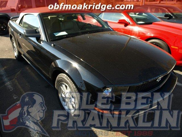 2006 FORD MUSTANG PREMIUM WLEATHER SHAKER500 black only 51109 miles delivers 28 highway mpg a