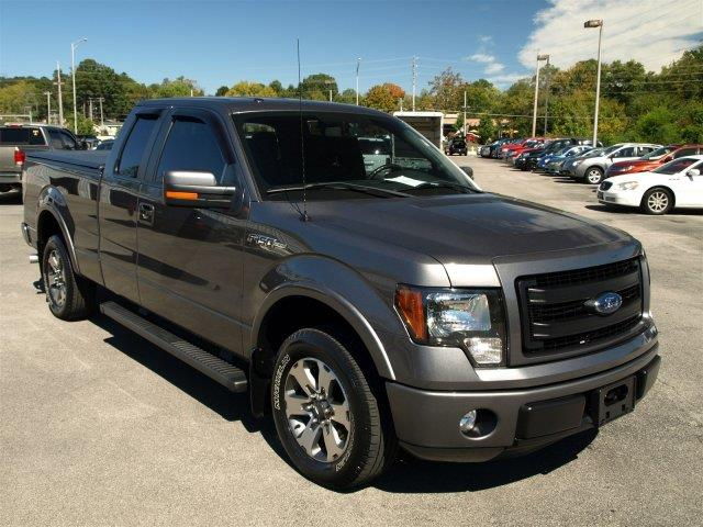 2013 FORD F-150 sterling gray metallic delivers 21 highway mpg and 15 city mpg this ford f-150 b
