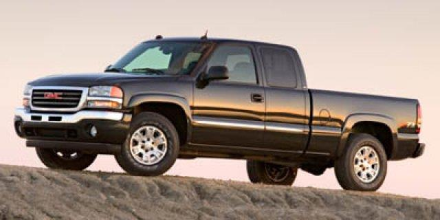 2005 GMC SIERRA 1500 gray only 106833 miles this gmc sierra 1500 delivers a sturdy engine power