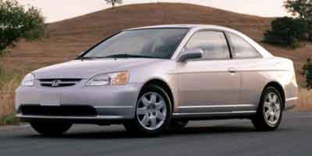 2002 HONDA CIVIC EX 2DR COUPE black boasts 37 highway mpg and 32 city mpg this honda civic deliv