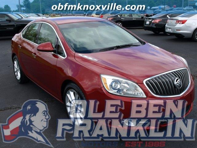 2012 BUICK VERANO LEATHER GROUP 4DR SEDAN unspecified boasts 32 highway mpg and 21 city mpg this