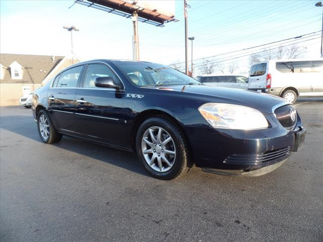 2006 BUICK LUCERNE CXL V6 4DR SEDAN blue abs brakes 4-wheelair conditioning - air filtrationa