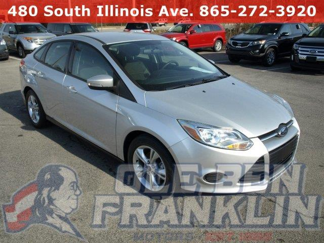 2014 FORD FOCUS SE 4DR SEDAN silver scores 36 highway mpg and 26 city mpg this ford focus boasts