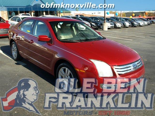 2009 FORD FUSION V6 SEL 4DR SEDAN red scores 26 highway mpg and 18 city mpg this ford fusion boa