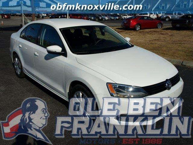 2014 VOLKSWAGEN JETTA SE W LEATHER pure white scores 36 highway mpg and 25 city mpg this volksw