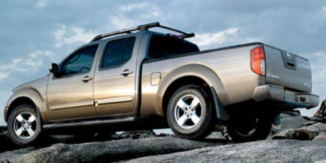2007 NISSAN FRONTIER SE 4DR CREW CAB 4WD 50 FT SB  avalanche boasts 20 highway mpg and 16 city