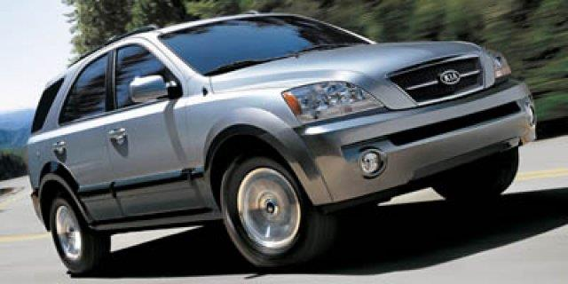 2006 KIA SORENTO LX 4DR SUV WAUTOMATIC maroon delivers 22 highway mpg and 16 city mpg this kia