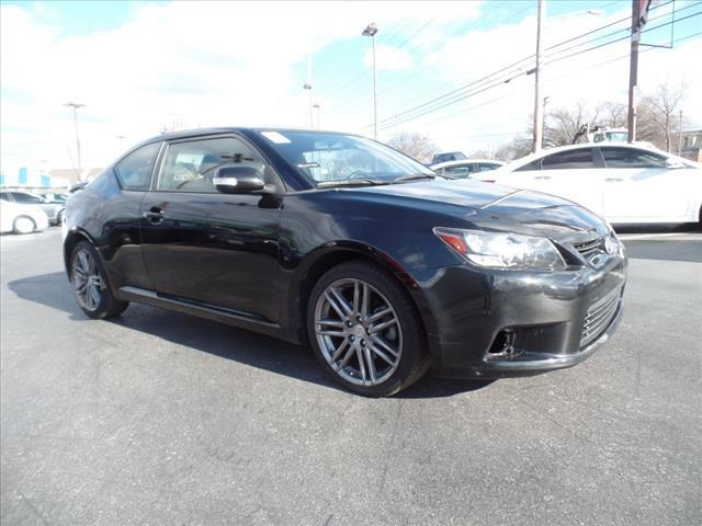 2013 SCION TC black crumple zones front and rearstability control electronicabs brakes 4-wheel