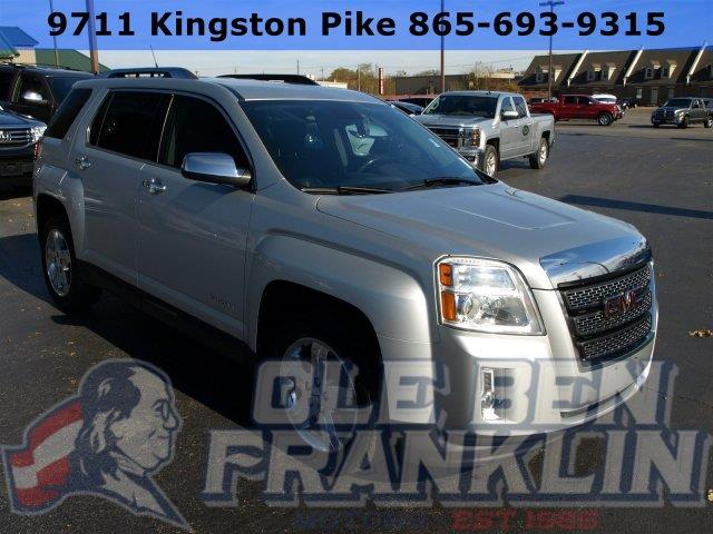 2012 GMC TERRAIN SLT-2 AWD 4DR SUV quicksilver metallic boasts 24 highway mpg and 17 city mpg th