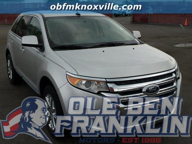 2011 FORD EDGE LIMITED 4DR SUV ingot silver metallic boasts 27 highway mpg and 19 city mpg this
