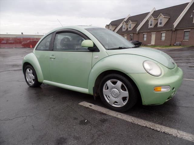 2000 VOLKSWAGEN NEW BEETLE GLX 18T 2DR TURBO HATCHBACK green security anti-theft alarm systemab