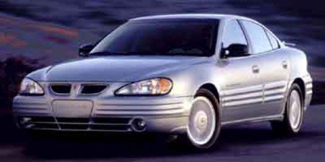 2001 PONTIAC GRAND AM GT1 4DR SEDAN unspecified only 163624 miles scores 32 highway mpg and 21