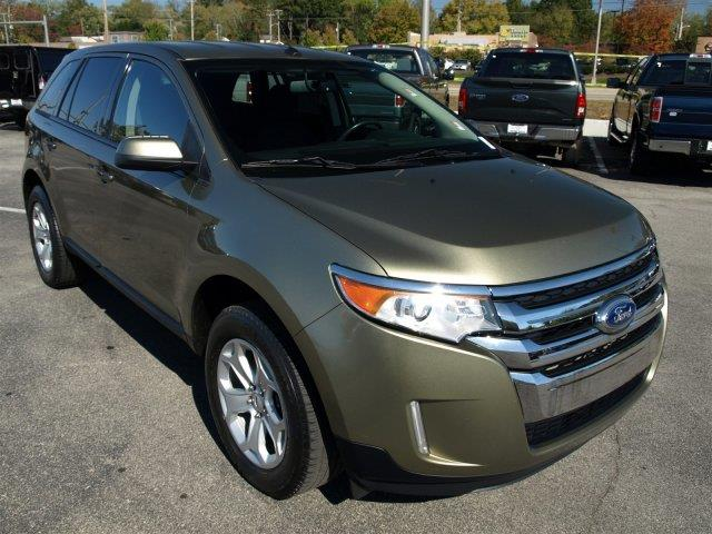 2012 FORD EDGE SEL 4DR SUV greeen delivers 27 highway mpg and 19 city mpg this ford edge deliver
