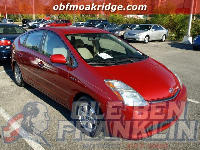 2007 TOYOTA PRIUS barcelona red metallic delivers 51 highway mpg and 60 city mpg this toyota pri