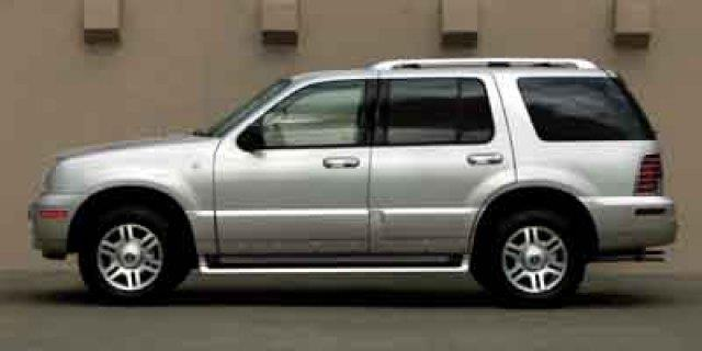 2004 MERCURY MOUNTAINEER BASE AWD 4DR SUV unspecified boasts 19 highway mpg and 15 city mpg this