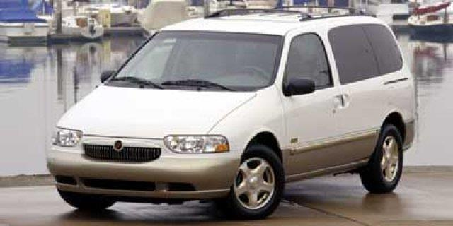 2001 MERCURY VILLAGER SPORT 4DR MINI VAN unspecified only 100000 miles delivers 23 highway mpg
