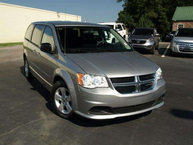 2013 DODGE GRAND CARAVAN 4DR WGN SE unspecified scores 25 highway mpg and 17 city mpg this dodge
