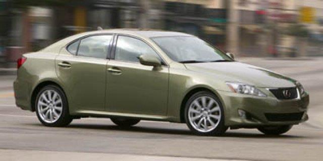 2007 LEXUS IS 250 BASE 4DR SEDAN 25L V6 6A white boasts 32 highway mpg and 24 city mpg this l
